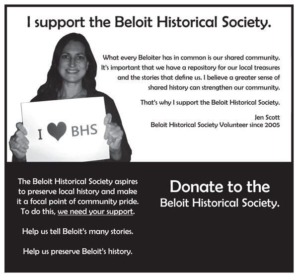 Donate to the BHS