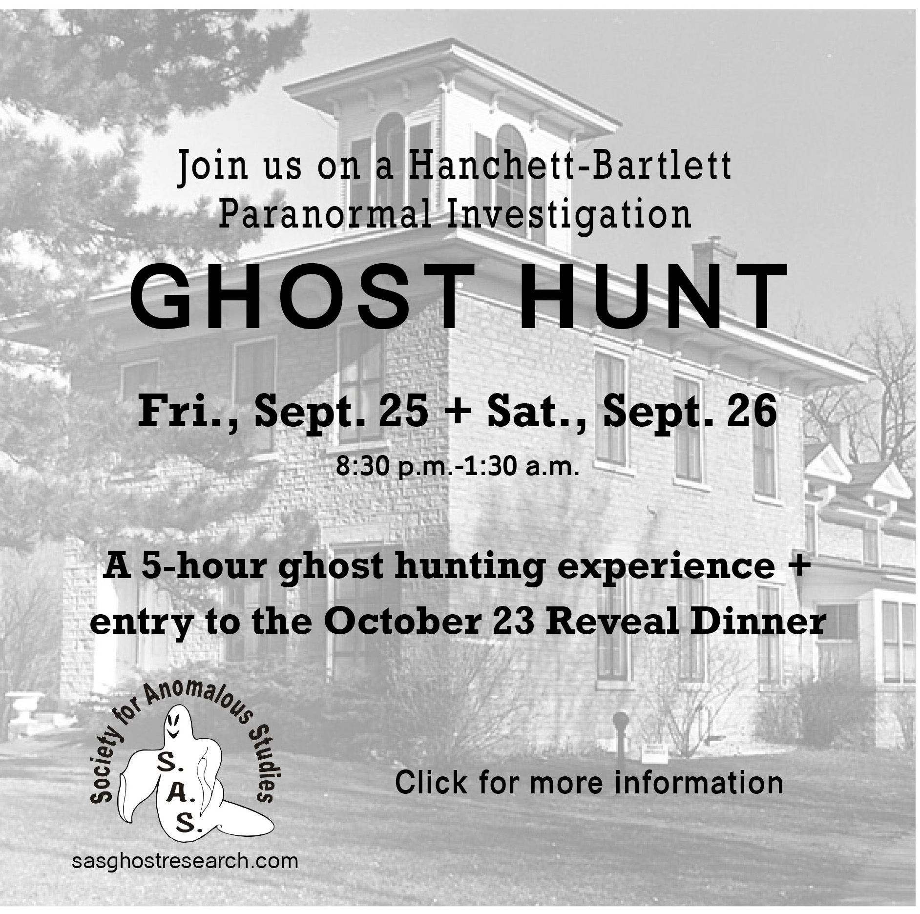 Ghost Hunt 2015